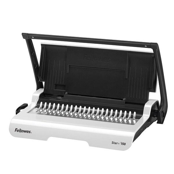 Fellowes, Inc. - Comb Binding Machine Star +