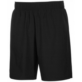 IDEOLOGY NEW Deep Black Mens XL Athletic Performance 2 in 1 Shorts
