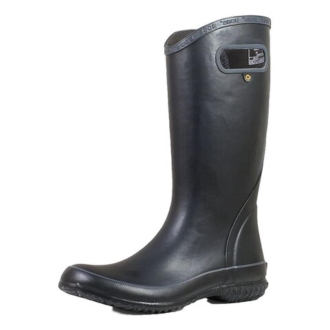 Bogs Outdoor Boots Womens Rainboot Solid Pull On Waterproof - 10 M