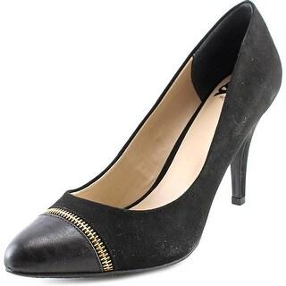 Fergalicious Selene   Pointed Toe Canvas  Heels