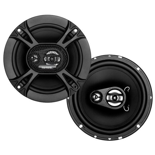 Sound Storm EX365 150 Watt (Per Pair), 6.5 Inch, Full Range, 3 Way Car Speakers (Sold in Pairs)