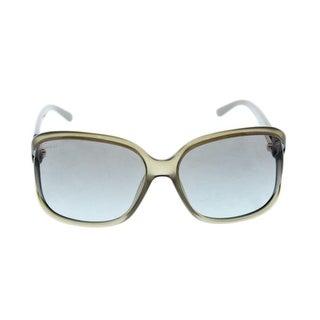 Gucci Womens UV Protection Oversized Designer Sunglasses