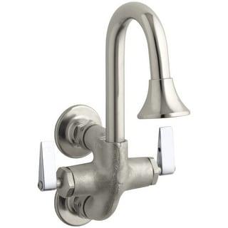 Kohler K-8892 Cannock Double Lever Handle Wash Sink Faucet