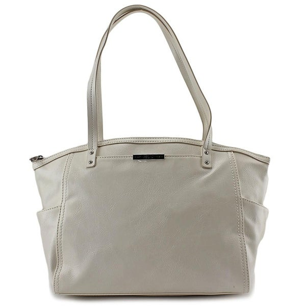Relic Caraway Synthetic Tote - White