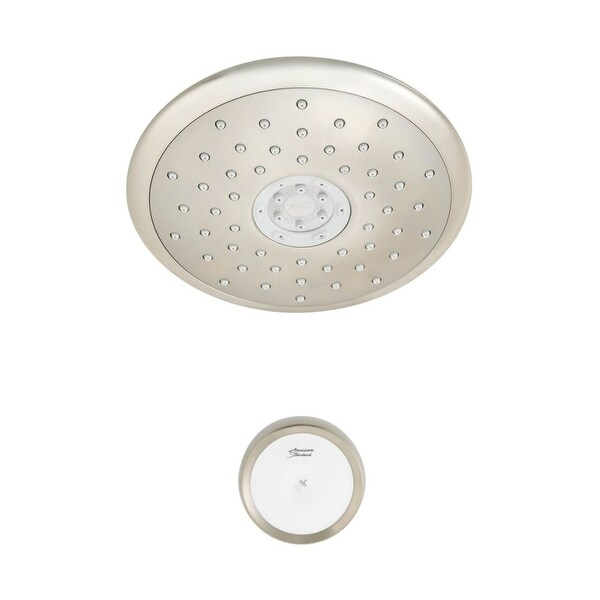 American Standard 9035.474 Spectra+ eTouch 2.5 GPM 4 Function Shower Head with Touch Control Remote