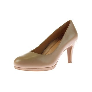 Naturalizer Womens Michelle Pumps Padded Insole Round Toe