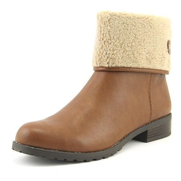 Style & Co Beana Women Barrel/Natural Boots