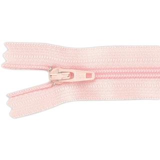 """Ziplon Coil Zipper 7""""-Pink - Pink"""