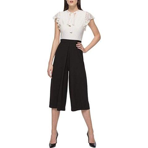 Jessica Simpson Women's Dress, Style JS7A9421, Black, 14