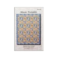 Quilt Woman Moon Twinkle Ptrn