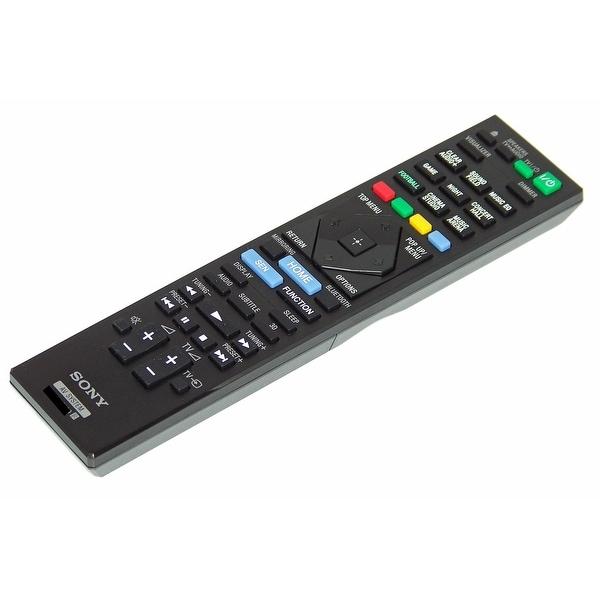 OEM Sony Remote Control Originally Shipped With: BDVN9200WL, BDV-N9200WL