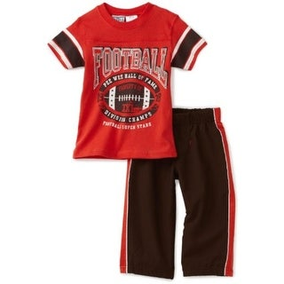 Little Rebels Graphic Pant Outfit - 12 mo