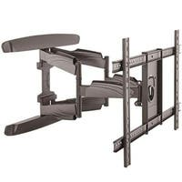 """Startech Tv Wall Mount – Steel – Supports Monitors 30"""" To 70""""– Full Motion Articulating – Tv Mount – Vesa Wall Mount"""