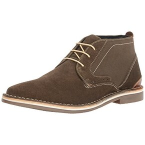 Steve Madden Mens hot shot Lace Up Casual Oxfords, Olive, Size 9.0
