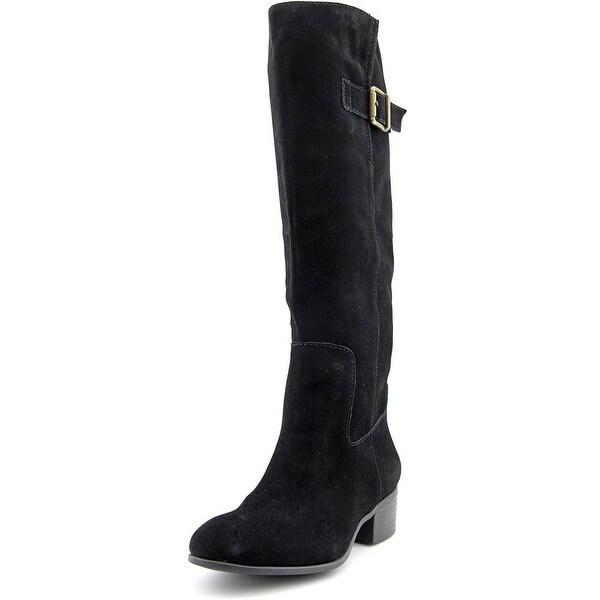 98102a1b06d Shop Steve Madden Loren Womens Black Boots - Ships To Canada ...