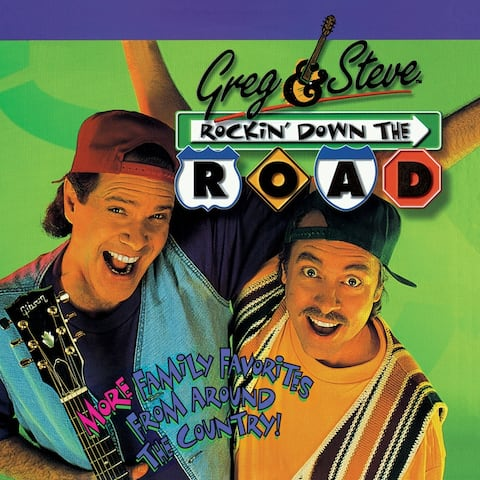 Rockin Down The Road Cd Greg & Steve