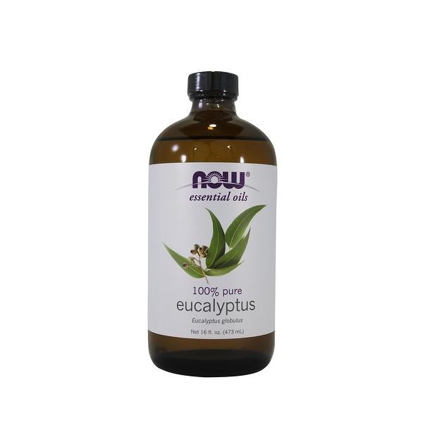 Now Foods Essential Oils - Eucalyptus - 16oz