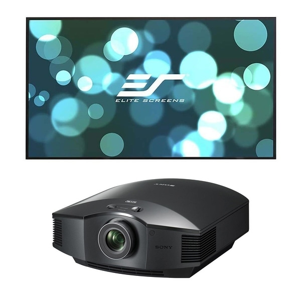 Shop Sony VPL-HW45ES Full HD SXRD Home Cinema Projector with Elite