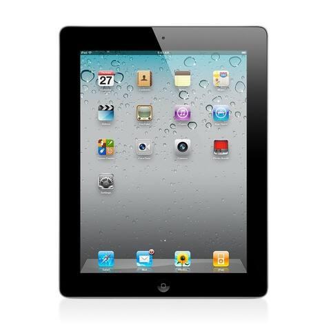 Apple iPad 2 MC916LL/A Tablet 64GB, WiFi, Black (Refurbished)