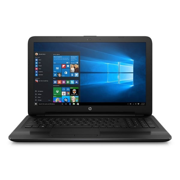"Refurbished - HP 15-BA037CL 15.6"" Laptop AMD A10-9600P 2.4GHz 8GB 1TB Windows 10"