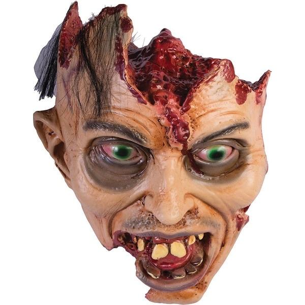 Gory Open Head Prop Halloween Decoration