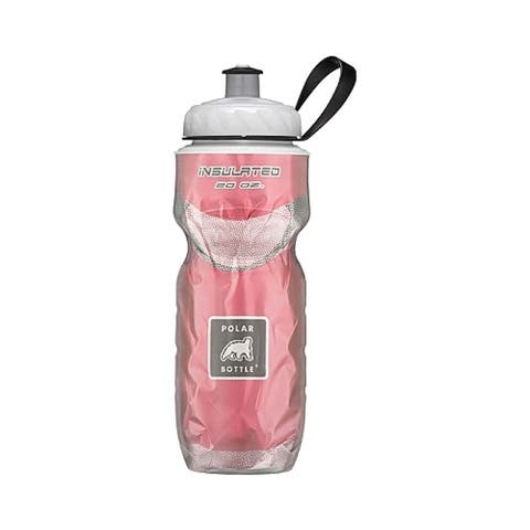 Polar bottle ib20clr polar bottle polar bottle 20oz red