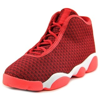 Jordan Horizon Youth Round Toe Synthetic Red Basketball Shoe