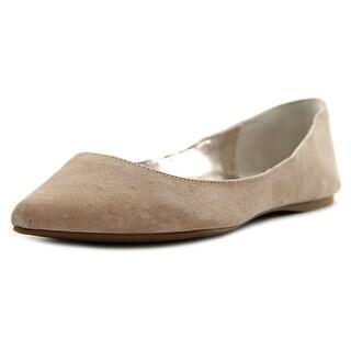 Steve Madden Haanna Women Pointed Toe Suede Flats