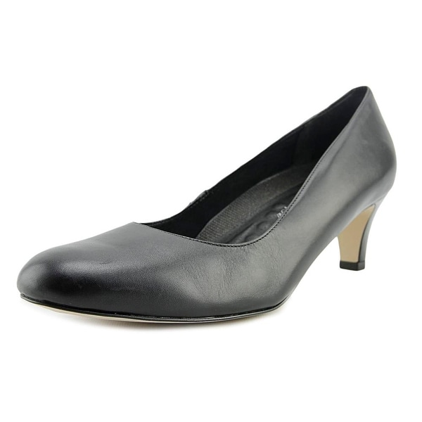 Walking Cradles Joy Women Black Cashmer Pumps