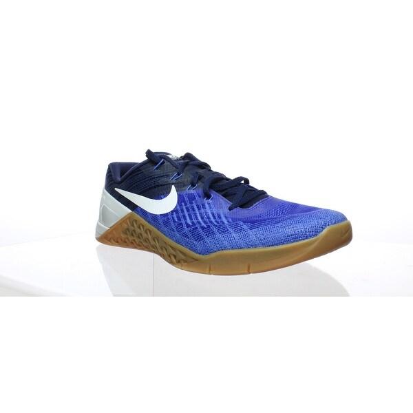 36d3f13e97ed68 Shop Nike Mens 852928-400 Blue Running Shoes Size 13 - Free Shipping ...