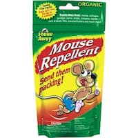 Shake-Away 4152424 Mouse Repellent, 1.5 Oz