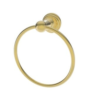 Newport Brass 13-09 Solid Brass Towel Ring from the Alveston, Astor, Chesterfield and Fairfield Coll