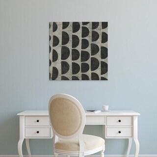 Easy Art Prints Chariklia Zarris's 'Stone V' Premium Canvas Art