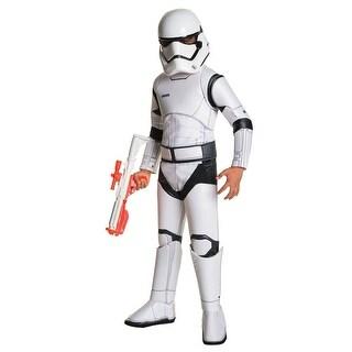 Child Super Deluxe Star Wars TFA Stormtrooper Costume