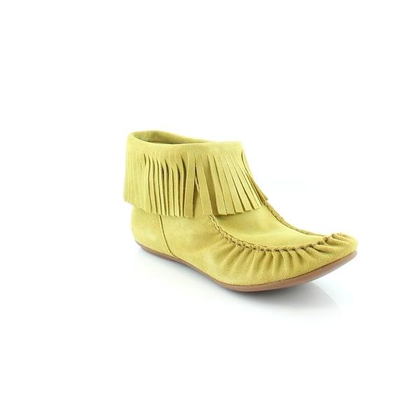 Bettye by Bettye Muller Tango Women's Flats & Oxfords Citron