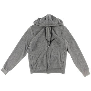Alternative Apparel Mens French Terry Knit Hoodie