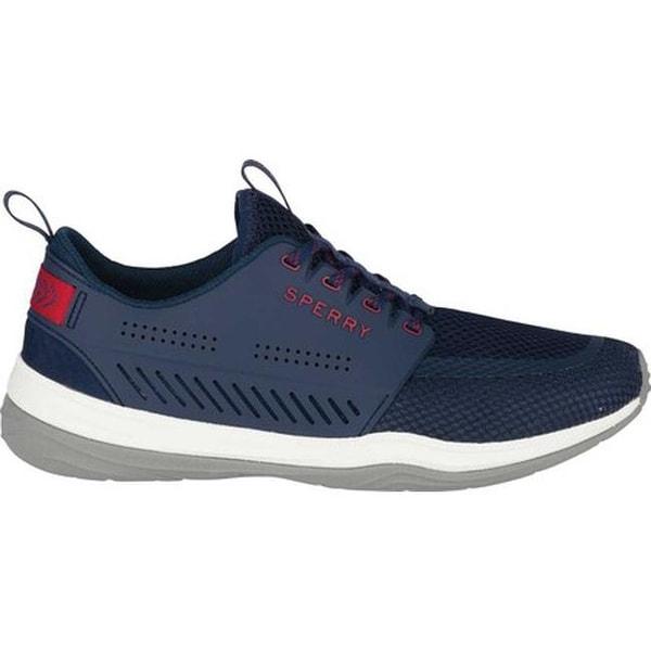 H2O Skiff Sneaker Navy Mesh
