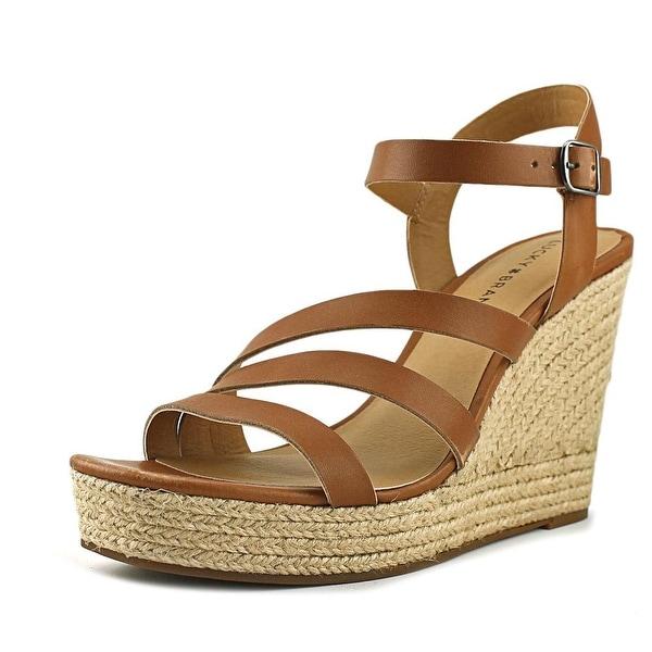 Lucky Brand Latif Women Almond Sandals