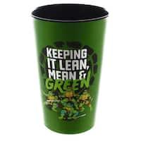 """Teenage Mutant Ninja Turtles """"Keep Green"""" 32oz Color Change Stadium Cup - Multi"""