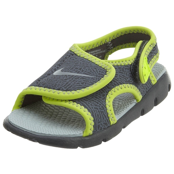 c8e466a65 Shop Nike Boy s Sunray Adjust 4 (TD) Toddler Sandal - Free Shipping ...