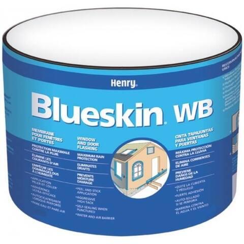 "Henry HE201WB929 Blueskin Flash Membrane, 4"" x 75'"