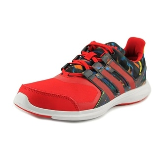 Adidas Hyperfast 2.0 K   Round Toe Synthetic  Sneakers