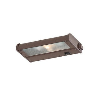 CSL Lighting NCAX120L-8 8 Inch Single Light Xenon Under Cabinet Lamp with Speedlink from the CounterAttack Collection
