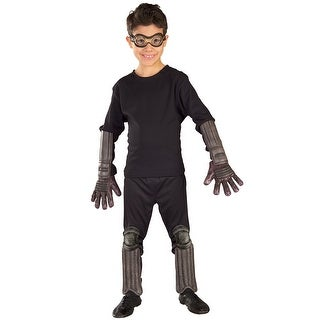Rubies Harry Potter Quidditch Child Costume Kit - Black