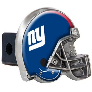 Great American Products New York Giants Helmet Trailer Hitch Cover Helmet Trailer Hitch Cover