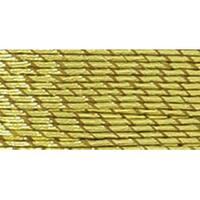 Bright Gold - Metallic Thread 125Yd