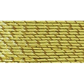 Bright Gold - Metallic Thread 125Yd