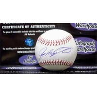Ivan Rodriguez autographed Baseball