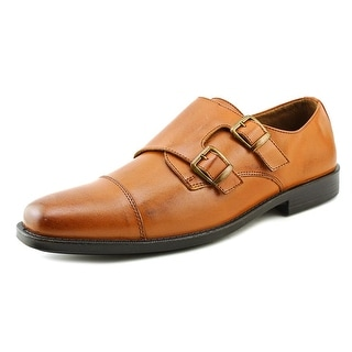 Deer Stags Colin Men Cap Toe Leather Tan Loafer
