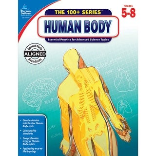 The Human Body Workbook Gr 5-8